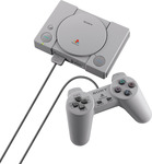 Sony PlayStation Classic Console $87 Delivered, PS4 DualShock 4 Controller Black $57 Delivered @ Sony
