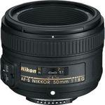 Nikon AF-S NIKKOR 50mm F/1.8g Lens $219.00 (+ $50 Cashback) + Free Shipping @ CameraPro