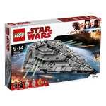 LEGO Star Wars First Order Star Destroyer 75190 $129 Delivered @ Target (In-Store Only)