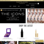 Administration Sale - 30% off Everything (Free Delivery over $75) @ Napoleon Perdis