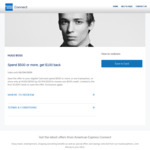 AmEx Statement Credits: Hugo Boss, Webjet Exclusives, Estee Lauder Online