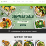 6 Meals for $34.70 Delivered ($25 off $59 Spend) @ Youfoodz
