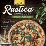 1/2 Price McCain Pizza Rustica Variaties $3.75 @ Coles