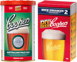 Coopers Home Brew Pale Ale + Brew Enhancer 2 Bundle $18 (Was $23.98) @ Dan Murphy's (Free Membership Required)