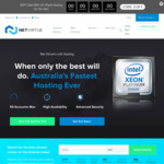60% off First Invoice (cPanel Web Hosting, nvX & Managed WordPress Hosting) @ Net Virtue