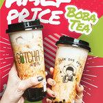 [VIC] Half Price Boba Tea @ Gotcha Tea via Eatclub, Flinders St Station & Empire Stores