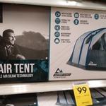 SlumberTrek 4 Peron Airtent $99, Hinterland 3 Person QuickTent with Vestibule $40 @ BIG W