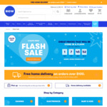2 Day Flash Sale (Online Only) - Dyson AM05 Hot & Cool Fan $399 C&C/ Delivered* + More @ BIG W