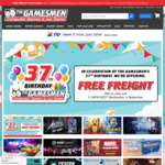 Free Shipping @ The Gamesmen (e.g. Battleborn PC $1 Delivered)