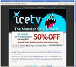 IceTV Monster Sale Is Back 12 Month for $49, Save $50