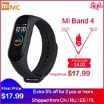 Xiaomi Mi Smart Band 4 US $19.79 (~AU $29 Inc GST) Shipped @ Xiaomi MC Store via AliExpress