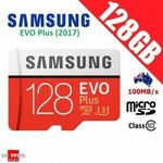 Samsung EVO+ MicroSD 128GB $18.94, 256GB $45.94, Xiaomi Power Bank 2S $14.92, QCY T1S $25.56 + Post ($0 with eBay+) @ SS eBay