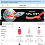 $5 250mL Shower Gels, $2 Bath Lillies (in-Store or Online + Shipping, Free with $99+ Spend) @ The Body Shop