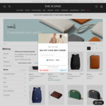 30% off Bellroy Hide and Seek LO Wallet $80.50 Delivered at The Iconic