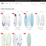 Up to $310 off: Smoothie Surfboards $665 (was $860) Dwart Too $550 (was $860) + $50 Shipping @ Rusty Surfboards