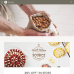 20% off Christmas Promo @ The Source Bulk Foods (Free Loyalty Membership Required)