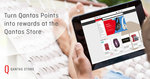 10% off Qantas Point on All Gift Cards @ Qantas Store