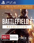 [PS4] Battlefield 1: Revolution $10 + Delivery ($0 with Prime/ $39 Spend) @ Amazon AU