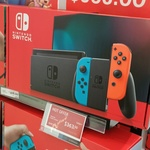 [NSW] Nintendo Switch $363 @ Heinemann Sydney Airport Duty Free