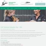 [WA] National Adoption Day - Greyhound Adoptions $75 (Usually $350) @ Greyhounds as Pets