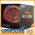 [eBay Plus] AMD AM4 Ryzen 7 3700X $437.75 Delivered | AMD AM4 Ryzen 5 3600 $259.25 Delivered @ Computer Alliance eBay