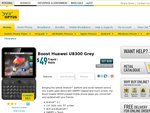 Huawei U8300 Handset Prepaid on Boost/Optus - $49 Delivered