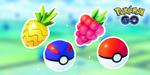 [iOS, Android] 30x Poké Balls, 20x Great Balls, 15x Razz Berries, 20x Pinap Berries for 1 PokéCoin @ Pokémon GO