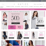 Katies - Up to 50% off storewide online only