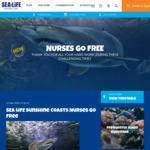 [QLD] Free General Admission for Nurses  @ Sea Life Sunshine Coast