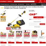 Dewalt DCM561P1-XE 18V 5.0ah XR Li-Ion Cordless Brushless Straight Line Trimmer Combo Kit $249 @ Sydney Tools