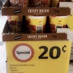 [QLD] Fantastic Noodles Crispy Bacon Flavour $0.20 @ Coles Robina
