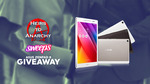 Win a Asus Zenpad 8 from Sweeps and Heirs to Anarchy