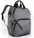 """Hap Tim Laptop Backpack 15.6/14/13.3"""" Laptop Bag $24.49 (30% off) + Delivery ($0 with Prime / $39 Spend) @ Haptim Amazon AU"""