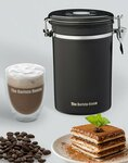 Coffee Canister $39.95 + $8.50 Postage @ The Barista House
