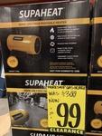 [VIC] Supaheat LPG Portable Workshop Gas Heater $99 (75% off) at Bunnings Warehouse, Eltham