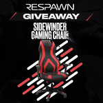 Win a Sidewinder Gaming Chair from Respawn