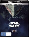 [4K] Star Wars: The Rise Of Skywalker $22.95 + Delivery ($0 with Prime/ $39 Spend) @ Amazon AU