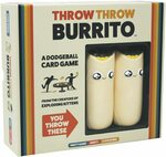Throw Throw Burrito Game $29 (Was $34) + Delivery ($0 with Prime/ $39 Spend) @ Amazon AU