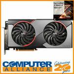 [eBay Plus] MSI Radeon RX5600XT Gaming X $449.00 Shipped @ Computer Alliance eBay