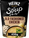 Heinz Soup of The Day Varieties $1.80 S/S or $2 + Delivery ($0 with Prime/ $39 Spend) @ Amazon