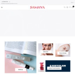 10% off Make up & Skin Care Products @ Samaya Beauty Products
