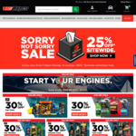 25% off Full Price Items (Some Exclusions Apply) @ Repco