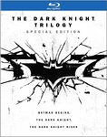 The Dark Knight Trilogy Special Edition (BD) [Blu-Ray] $22.03 + $14.98 Delivery (Free with Prime over $49) @ Amazon US via AU