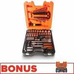Bahco S103 Socket Set $249 (Save $30) with Bonus S330 Kit (Worth $80) w/ Free Delivery @ Total Tools