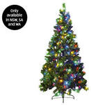 Winchester Luxury Pre-Lit LED 7ft Christmas Tree $99.99, 6ft Christmas Tree $39.99 @ ALDI