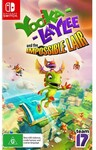 [Switch] Yooka Laylee and The Impossible Lair $19.95 - EB Games