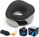 Doccii Travel Neck Pillow $18.99 (Was $29.99) + Delivery ($0 with Prime/$39 Spend) @ Doccii Amazon AU