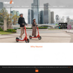 [ACT, QLD, NT] Free $5 Coupon @ Neuron Scooters