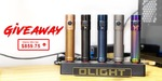 Win a FULL Set of Warrior Mini Seasons PLUS a Charging Dock from Sparky's 3D Designs Worth $859.75 from Olight Australia