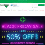 50% off Blackmores, 45% off Trilogy, 40% off Skin Republic + Much More @ Superpharmacy